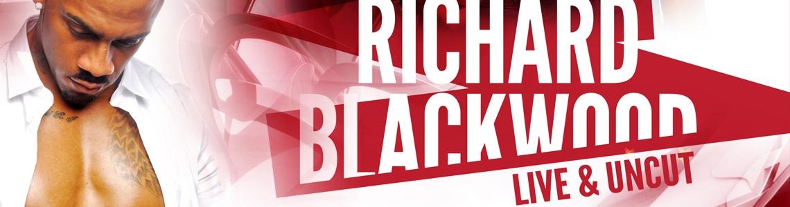 Richard Blackwood One Man Show